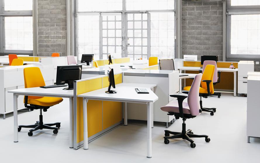 Inred ditt kontor på ett ergonomiskt sätt